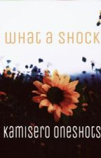 what a shock - kamisero oneshots by serenitaa__