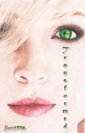 Transformed (Teen Wolf) Book 1 by jinx1996