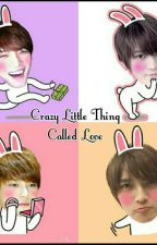 Crazy Little Thing Called Love by Krilanceo