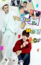 Wu Yi Fan & Meow Meow 🐈🐾 by Thu61190