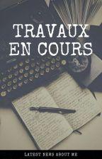 Travaux en cours | FAQ, newsletter, vidages de tête by NineUnicorns