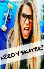 ¿Nerd y skater? by novelas-paula