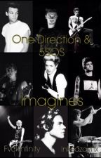 One Direction and 5SOS Imagines (Requests Open) by ondscxne