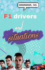 F1 Drivers and Situations by leylonso