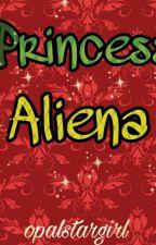 PrInCeSs aLiEnA by opalstargirl