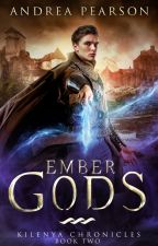 Ember Gods by andreapearson