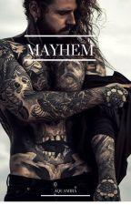 Mayhem (Hades Gate MC #1) by Aquamira