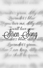 Siren Song (Twilight FanFiction) by KrazyKeira621