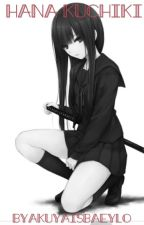 Hana Kuchiki  by Byakuyaisbaeylo