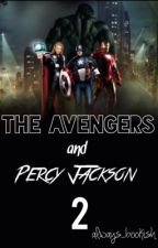 The Avengers and Percy Jackson #2 by always_bookish