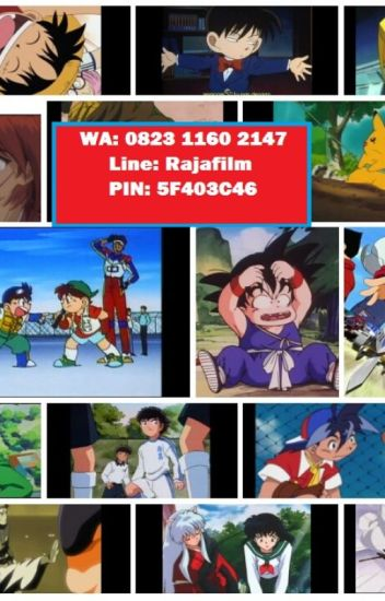 WA 0823 1160 2147 Jual Film Animasi Jepang