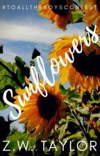 Sunflowers by ZeroWineThirty