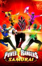 White Ranger: Power Rangers Samurai x Reader by PurpleRules12