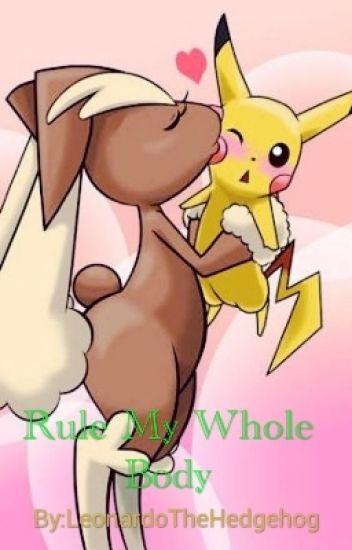 Pokemon x human yuri lemon