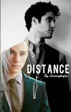 Distance (klaine fanfiction)  by journeytoglee
