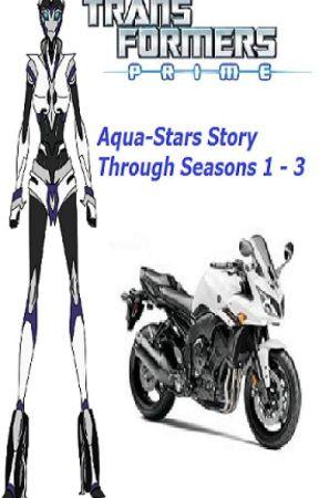 Aqua-star: Transformers Prime by BiancaEvans2