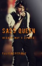Sass Queen ~ Gerard Way x Reader by EllieIncredible