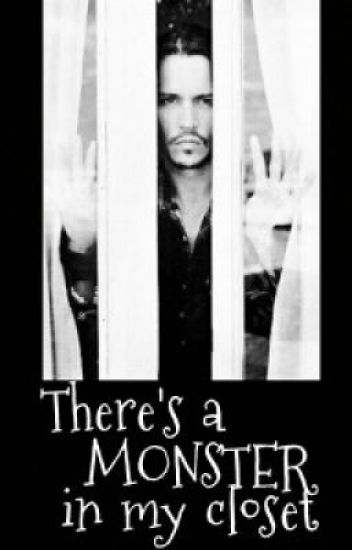 There's a monster in my closet (Johnny Depp)