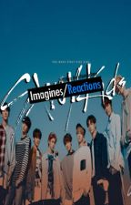 Stray Kids [Imagines & Reactions] by xhanachan