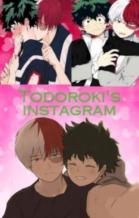 Todaroki's Instagram by ship_lover_9000