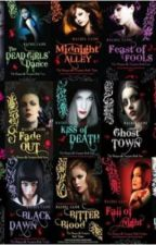 The Morganville Vampires Series: It's Killing Me by JessEvans13