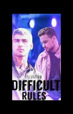 """""""difficult rules"""" by yas_i_n_m"""