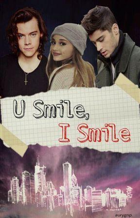 U Smile,I Smile |Z.M.|EDITANDO 2.5| by aurypg4