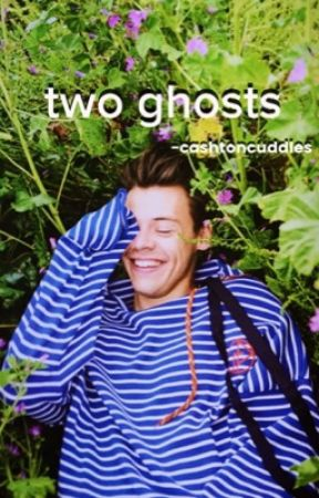 two ghosts ; larry by -cashtoncuddles