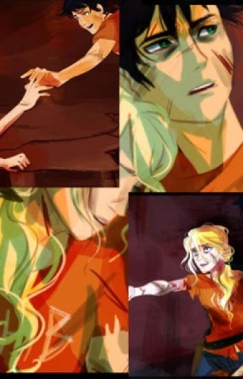 The gods react to Percy and Annabeth falling in tartarus