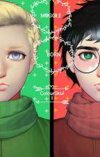 Muggle Born- Draco Malfoy x Reader x Harry Potter by ColourSkull