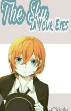 The Sky In Your Eyes.  Drabble (Soukoku, BSD) by ---Abril02