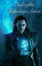Złodziejka Lodowego Serca [Loki x OC] by ZuzaranHan