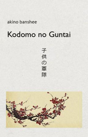 Kodomo No Guntai by hotlinecrybabydotcom