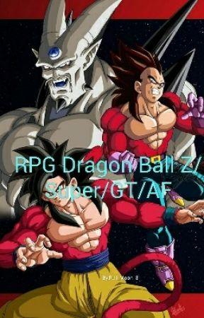 RPG Dragon Ball by Full_Moon_3