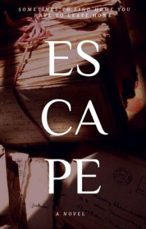Escape by the_rebellionxx