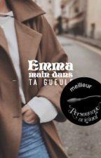 Emma main dans ta gueule ⌲ POUDLARD by enfant-minuit