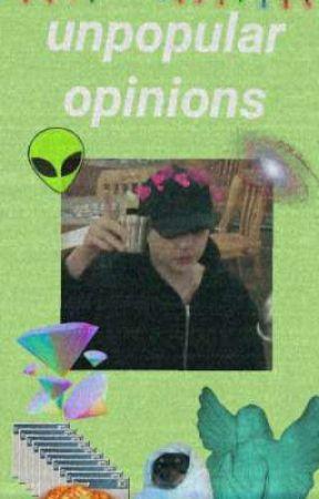 unpopular opinions by ginevra :) by Ginevra-J