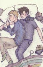 Together  ~teenlock/Johnlock~ by brookcosta