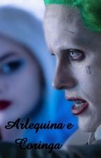 Arlequina & Coringa ❤️💣💥(Concluída) by Cellbitaa34