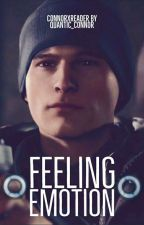 Feeling emotion - Connor x Reader romance *COMPLETED* by Quantic_Connor