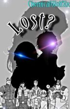 Lost? [Voltron X Reader] {UNFINISHED} by ChemicalWolfXx