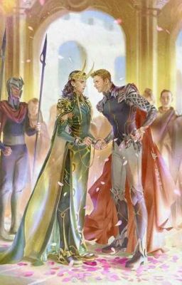 I'm Loki. Queen of Asgard!!