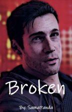 Broken || Gavin Reed x Fem!Reader || D:BH by SamaPanda1995