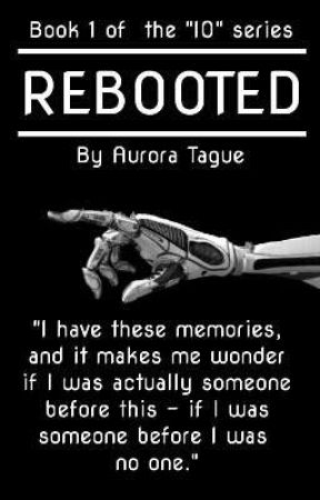 Rebooted (Book #1 of the Io Series) by _Artistic_Music_