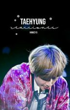 Taehyung reacciones;  by xxonme