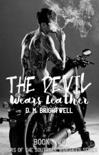 The Devil Wears Leather by Red_Pineapple6