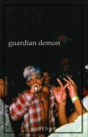 guardian demon.  by vrother