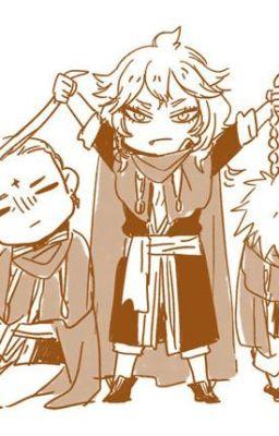 Đọc truyện Anime fanfic