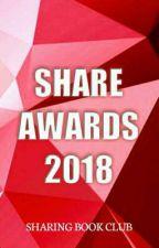 Share Awards 2018 by JustAStoryWriter17