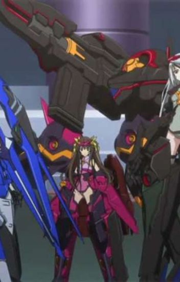 Rising in a female world (infinite stratos X male reader